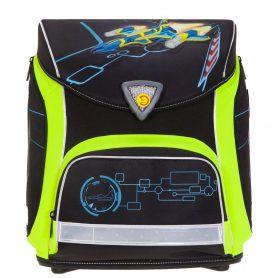 školská taška raketoplan