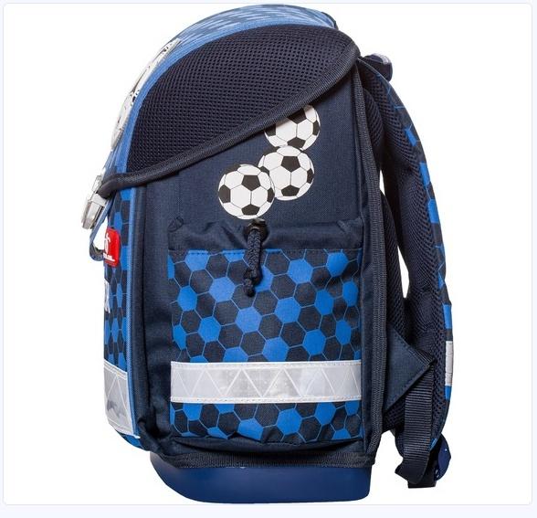 15d01564f0 anatomická školská taška Soccer pre prvákov - Shop Detom