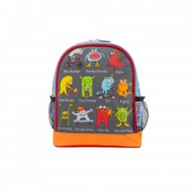 detský mini batoh príšerky