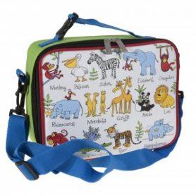 desiatová taška džungľa